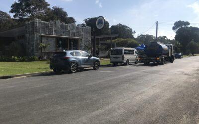 Parking at O'Hara Street, Kioloa